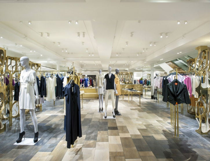 SELFRIDGES - Womenswear West - 2