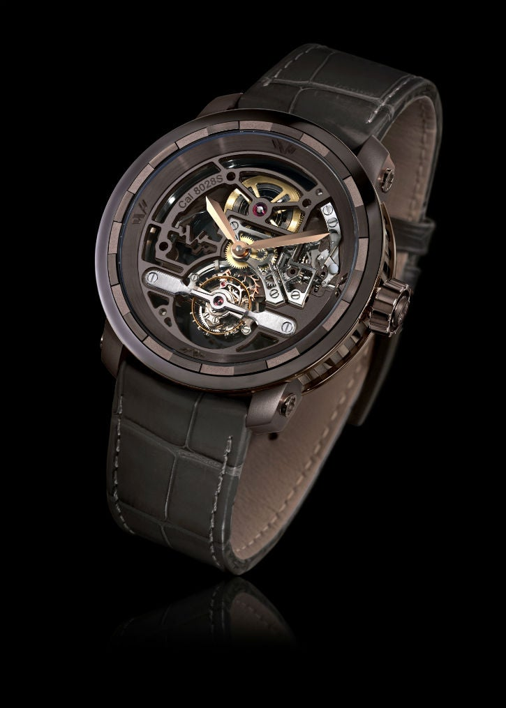 T8 Skeleton Tourbillon_T81