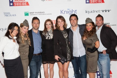 A Night For Life Event at the Intreprid NYC | Stop Soldier Suicide - May 8, 2013