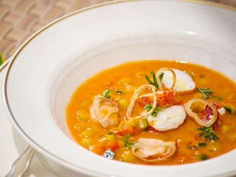 lobstergazpacho
