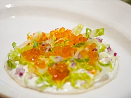 Trout Roe Tacos