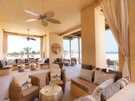 Two-Bedroom Anantara Pool Villa / Anantara Sir Bani Yas Island Al Yamm Villa Resort
