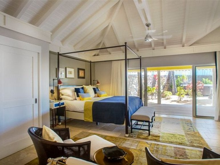 Hotel Guanahani and Spa / The Beach House Suite