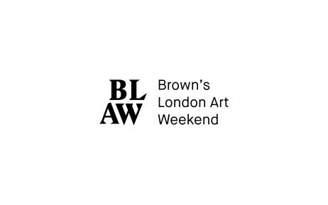 Brown's London Art Weekend logo