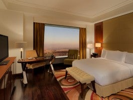 Royal Suite / Conrad Dubai