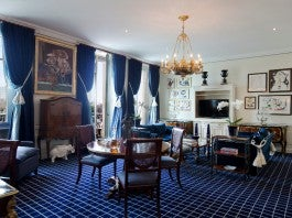 Royal Suite / Hotel d'Angleterre Geneva