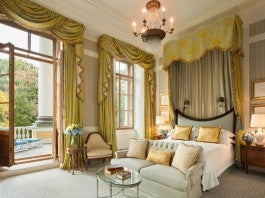 Lobanov Presidential Suite / Four Seasons Hotel Lion Palace St.Petersburg