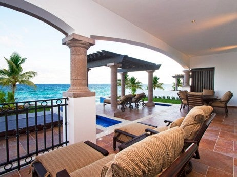 Beachfront two-bedroom Suite / Grand Residences Riviera Cancun