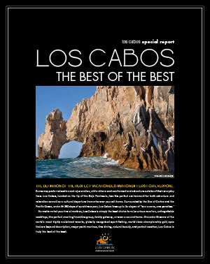 Guide to the best of Los Cabos