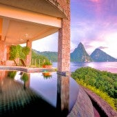 Galaxy Sanctuary / Jade Mountain