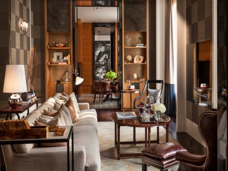Manor House Suite / Rosewood London