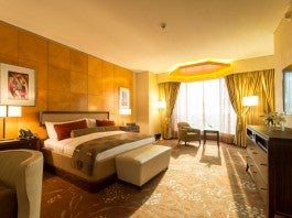 Presidential Suite / Intercontinental Lagos