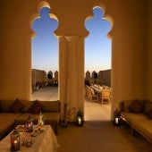 Signature Terrace Suite / Fairmont The Palm