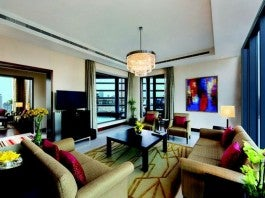 The Presidential Suite / The Oberoi, Dubai