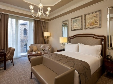 King One-Bedroom Suite / Waldorf Astoria Jerusalem