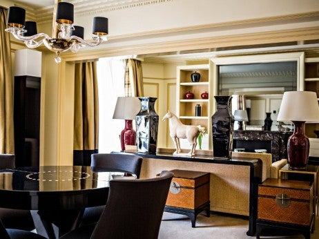Prince De Galles Suite D'Or / Prince De Galles, A Luxury Collection Hotel