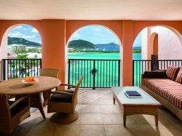 The Ritz-Carlton Suite The Amanyara Villa / Amanyara / The Ritz Carlton, St.Thomas
