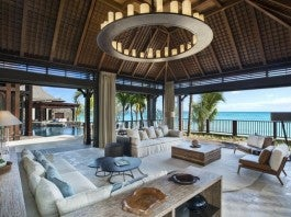 The St.Regis Villa / The St.Regis Mauritius Resort