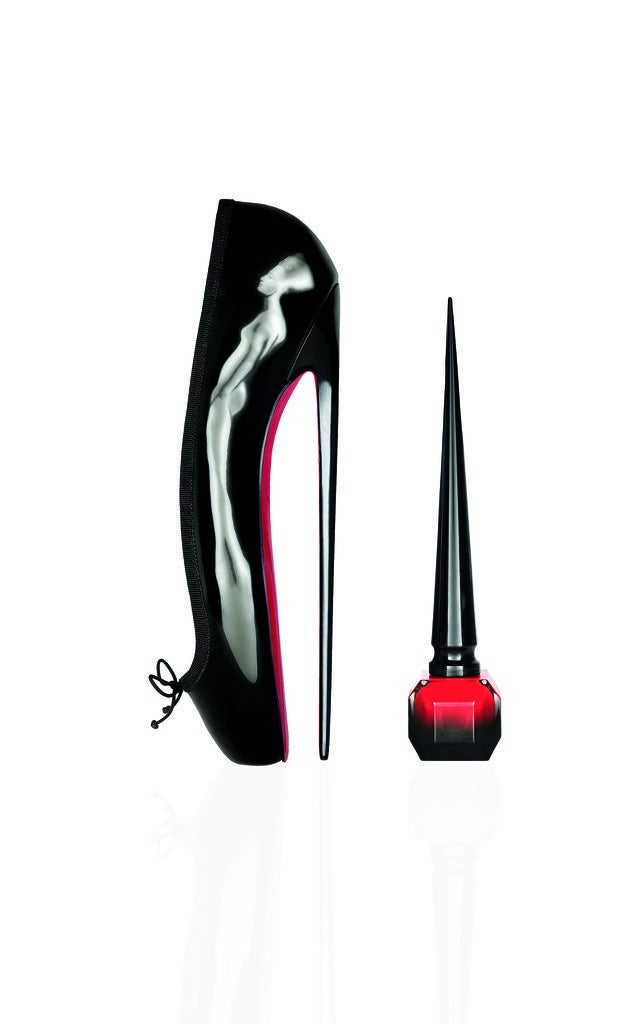 Christian Louboutin Introduces Signature Nail Polish