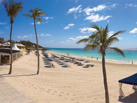 Elbow Beach / Elbow Beach Resort