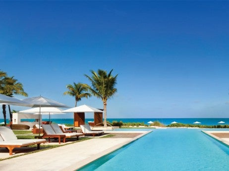 Resort Pool / Grace Bay Club