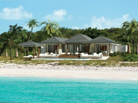 The Residences Exterior / Grace Bay Club