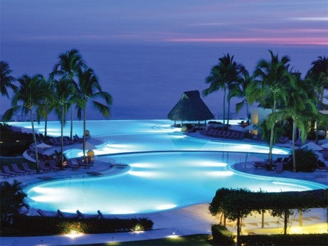 Aerial Resort View / Grand Velas Riviera Nayarit