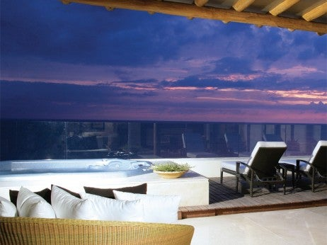 Living Area / Grand Velas Imperial Spa Suite