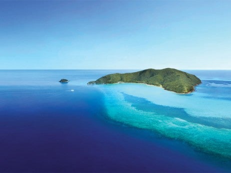 Aerial View / One&Only Hayman Island