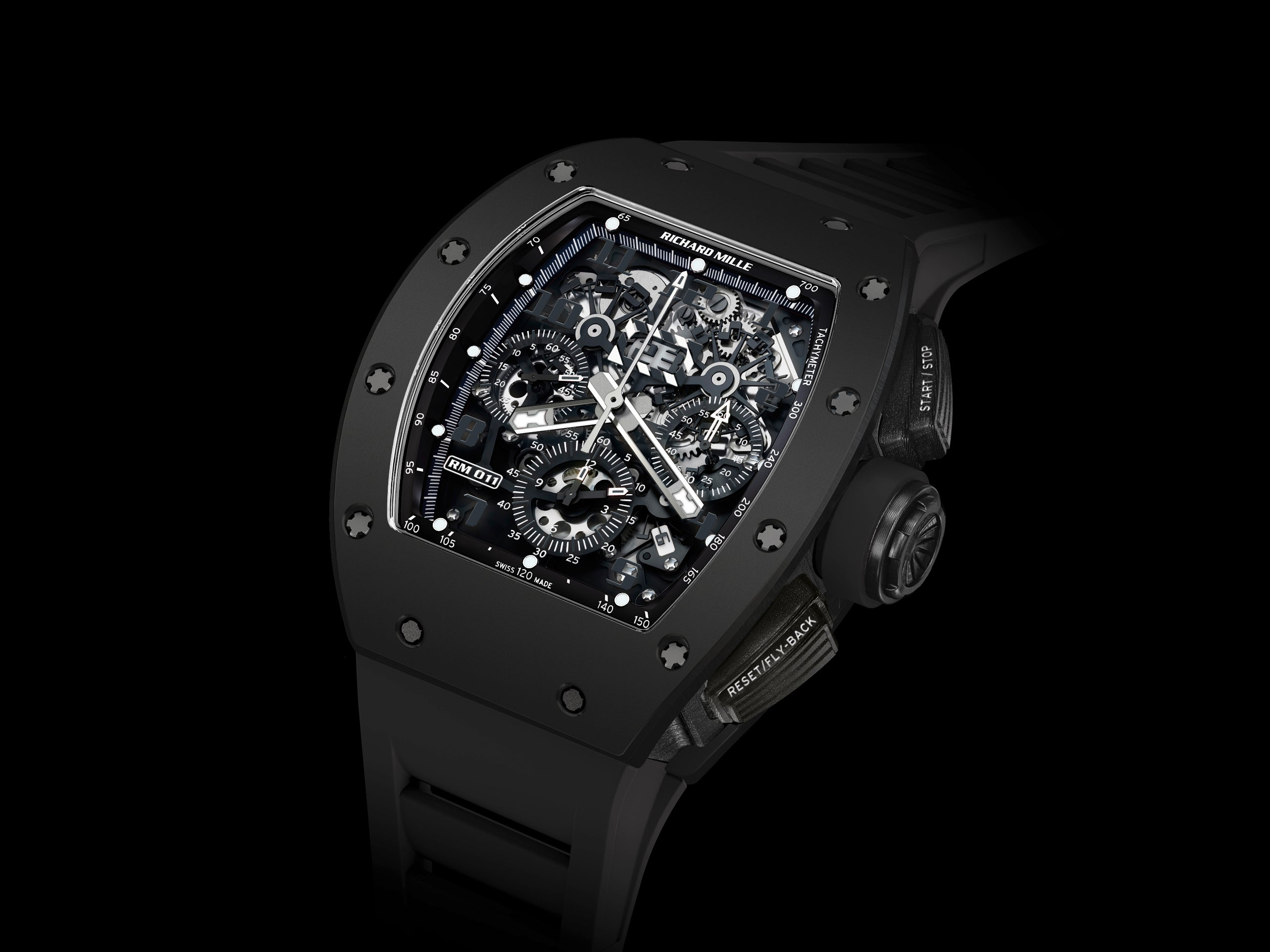 Richard Mille Introduces The Rm 011 Automatic Flyback