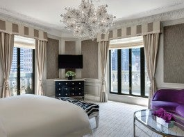 Bedroom / Presidential Suite