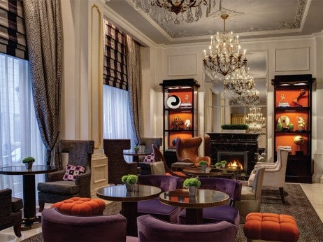 The St Regis New York Elite Traveler