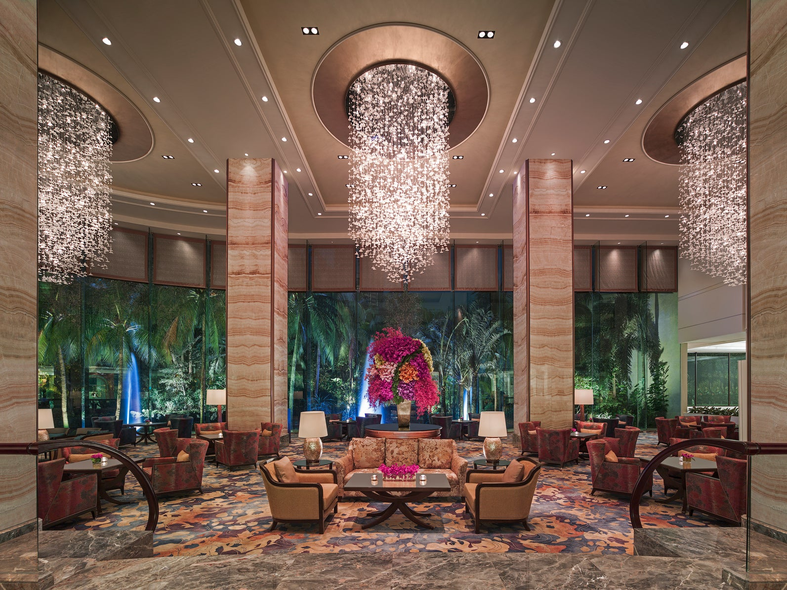 Edsa Shangri La Manila Redefines City Resort Living