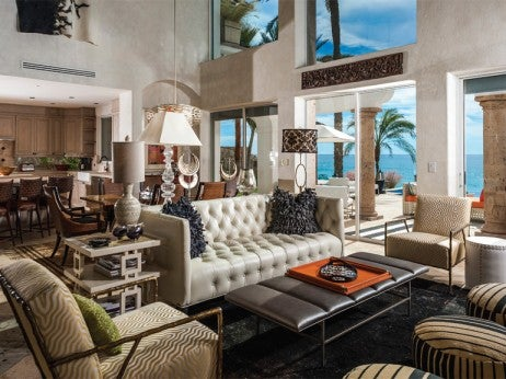 Living Area / Villa 321