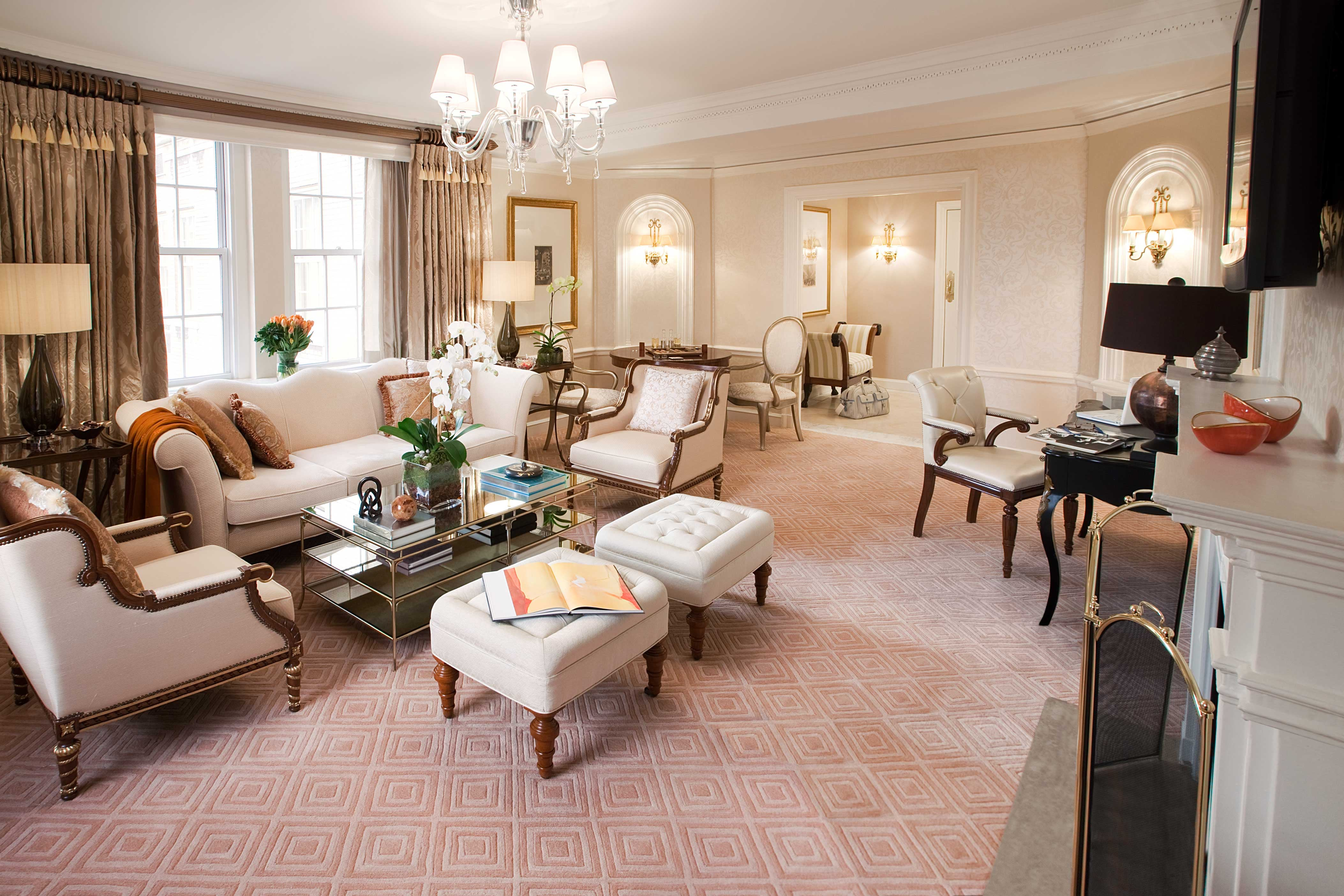 The pierre a taj hotel new york launches the ultimate for Hotel pierre ny