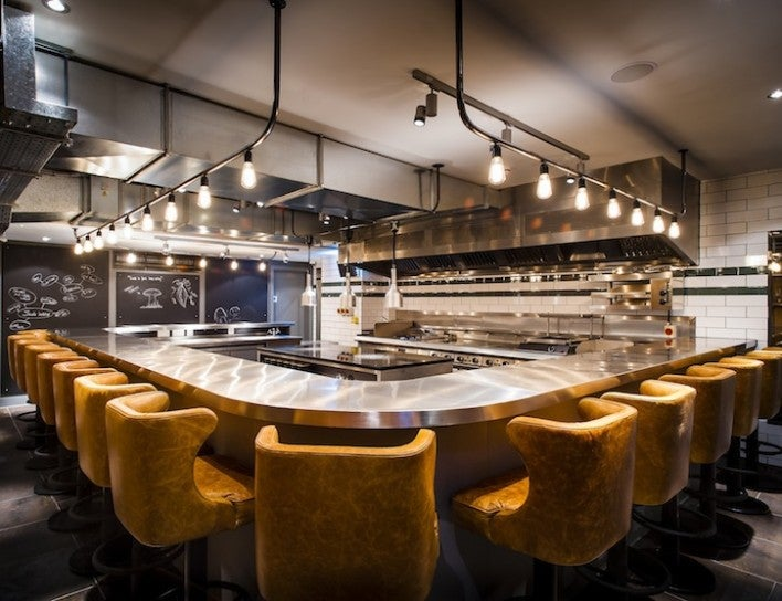 kitchen table – the up close & personal dining experience | elite