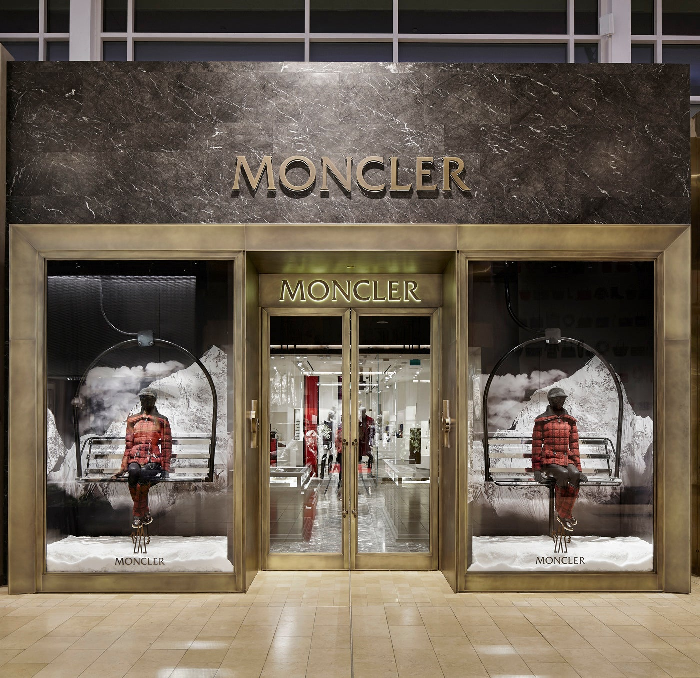 where to buy moncler in barcelona