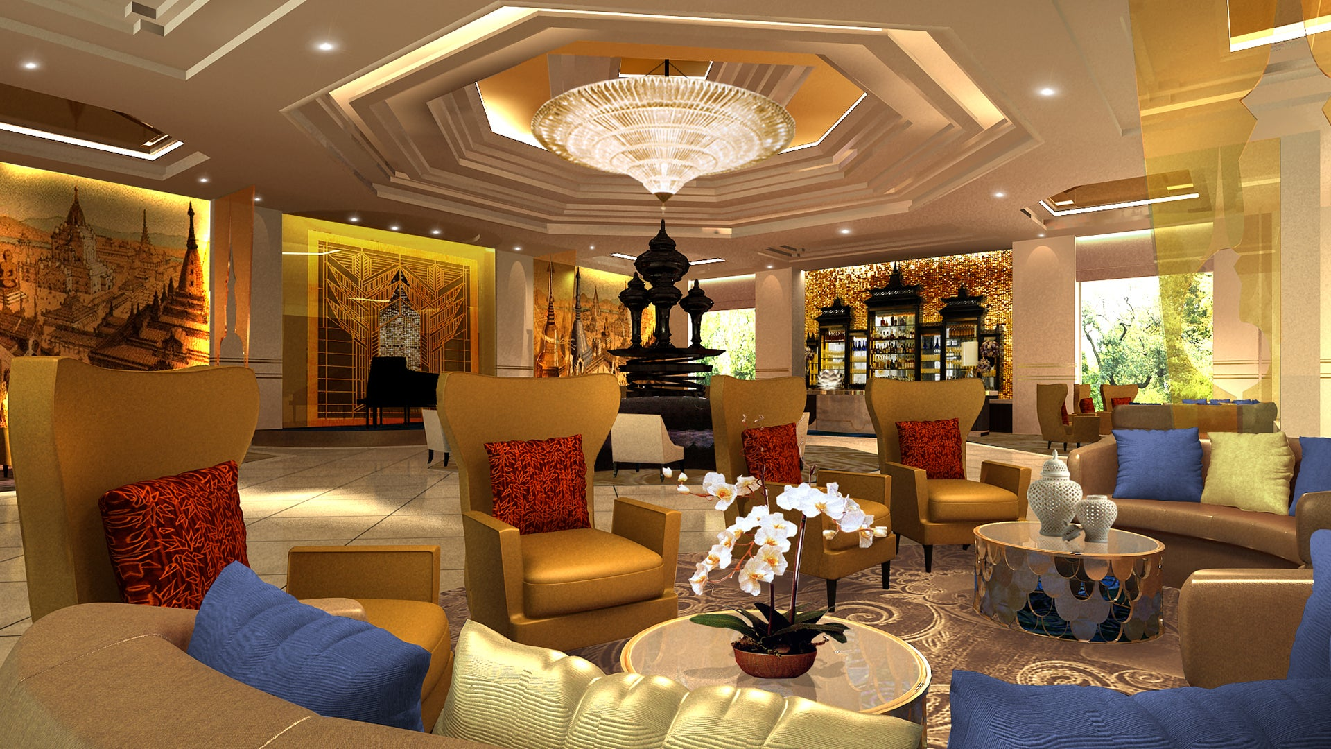 Kempinski announces its first property in myanmar s for Design hotel yangon