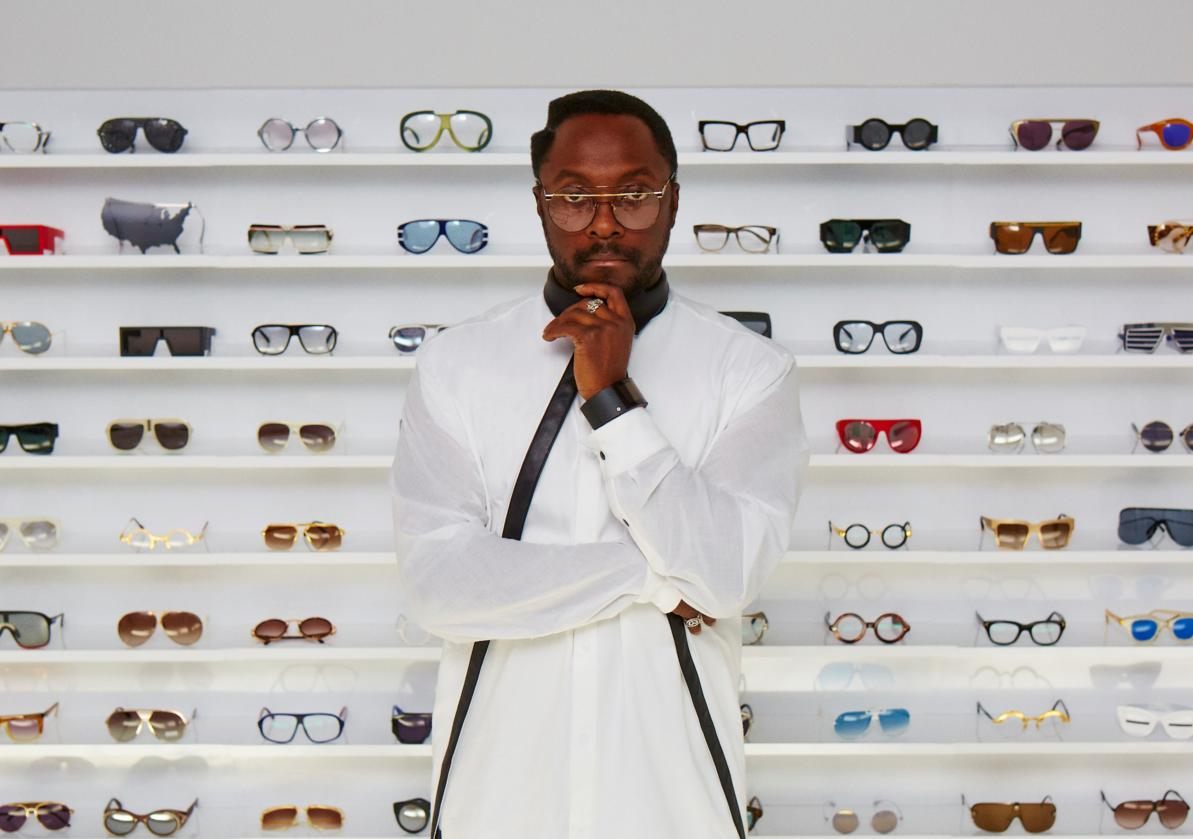 Will I Am Launches Debut Eyewear Collection Ill I Optics