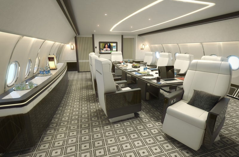 Airbus Launches Vip Widebody Concept Elite Traveler