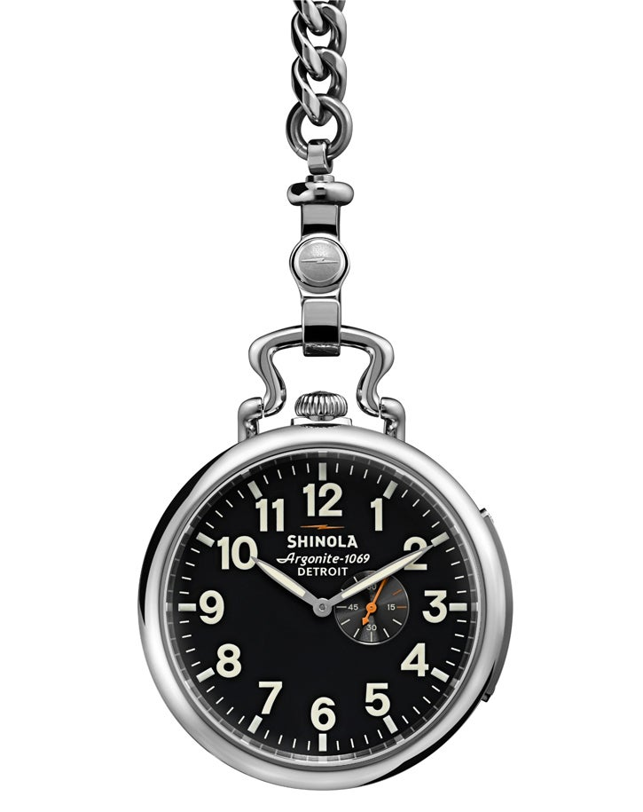 Shinola - Men's Watch - The Henry Ford Pocket Watch