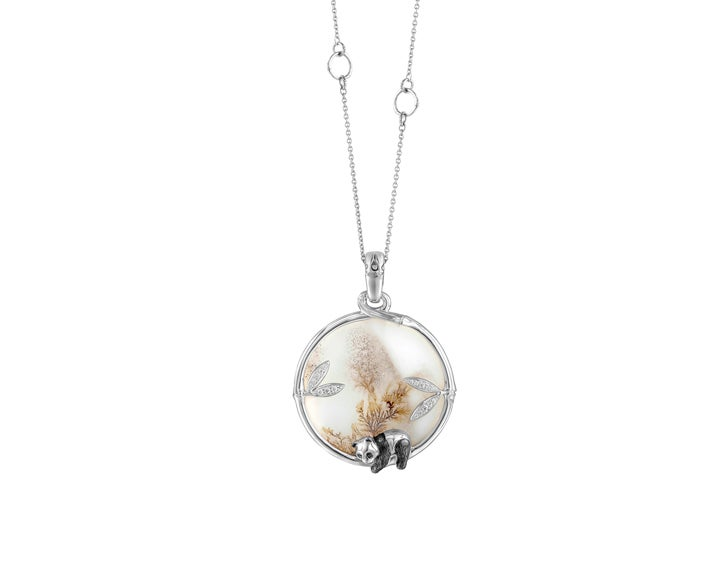 John hardy launches hk exclusive cinta bamboo panda pendants elite john hardy launches hk exclusive cinta bamboo panda pendants aloadofball Image collections
