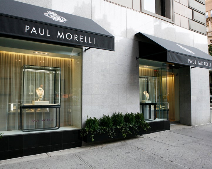 paul morelli opens madison avenue store elite traveler