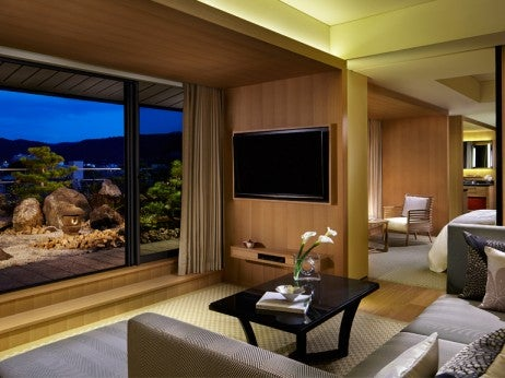 Ritz-Carlton Kyoto Living Room