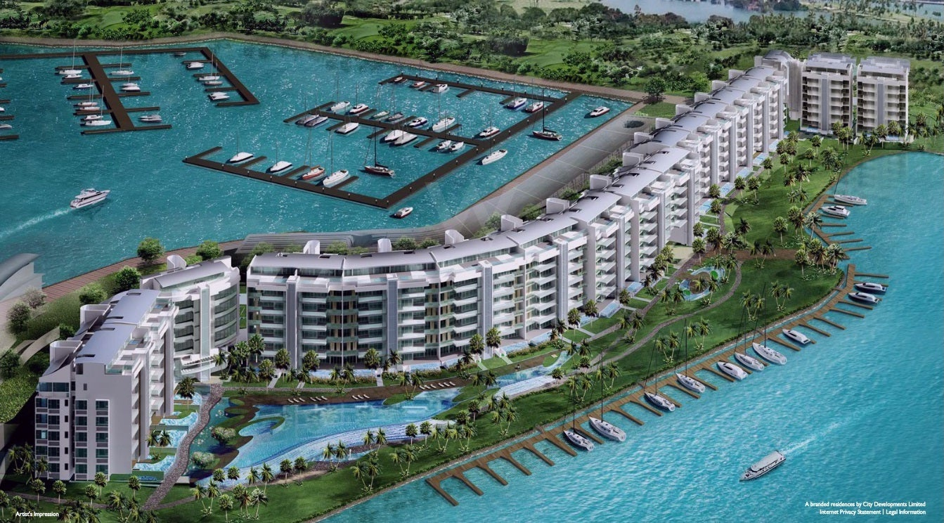 The Residences at W Singapore - Sentosa Cove