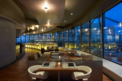 Located 560ft Above The Ground Atop Reunion Tower Five Sixty Boasts All Encomping Views Of Dallas From Wolfgang Puck Restaurant Offers