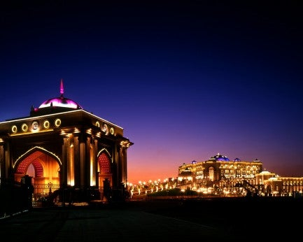 Image credit: Emirates Palace