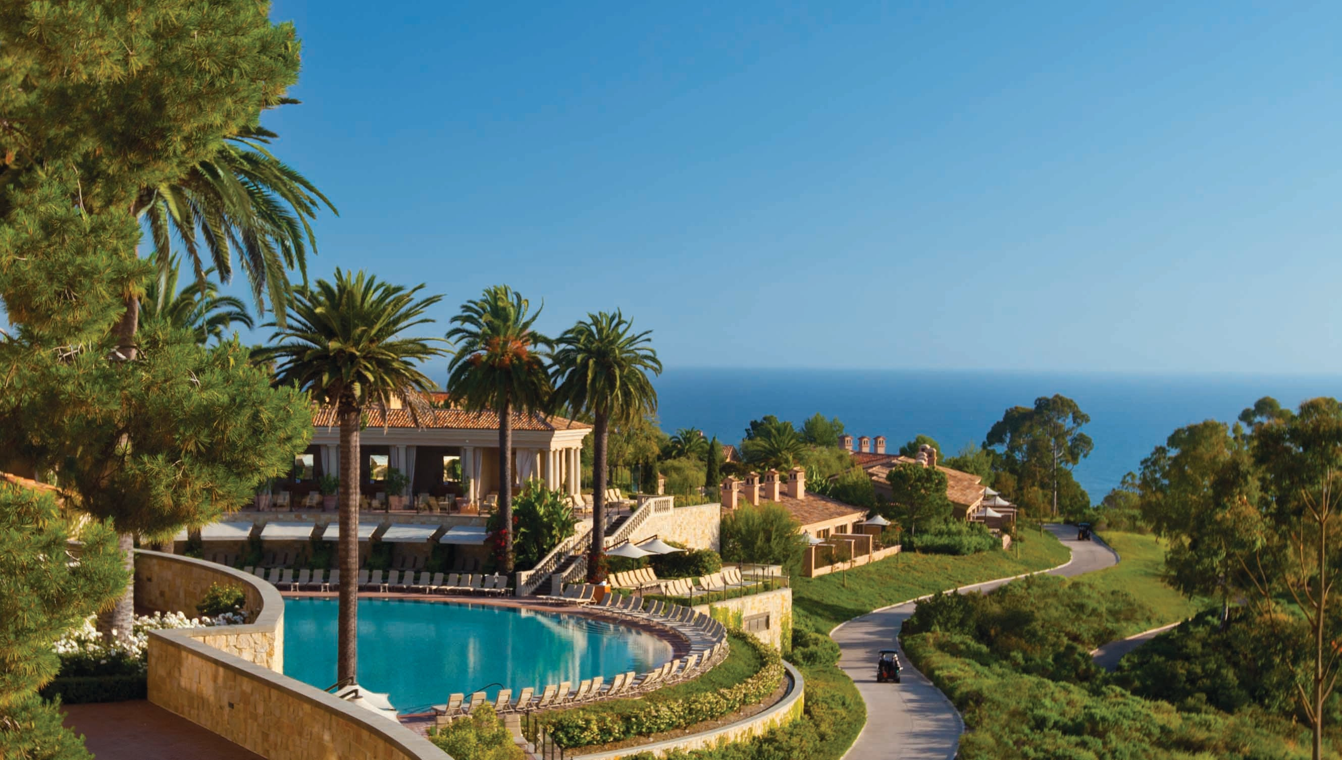 Pelican Hill Earns Newport Beach S Only Forbes Travel