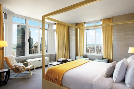 Top Suites In Nyc The London Penthouse At The London Nyc Elite Traveler Elite Traveler