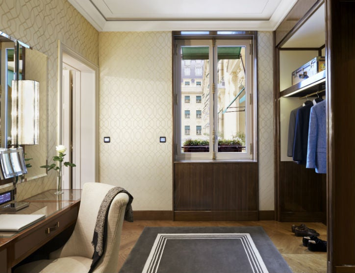 Historical Suite - Dressing room